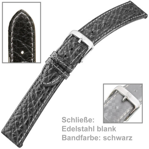 Uhrenarmband Men 18mm