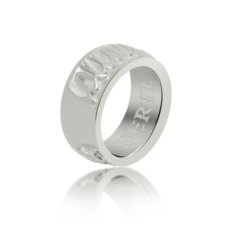 HERTL Ring 20221 FOLLOW YOUR DREAM 11mm